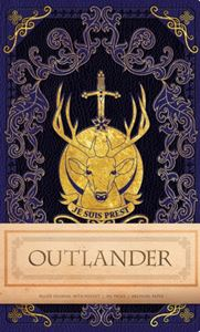 OUTLANDER RULED JOURNAL (HARDCOVER)