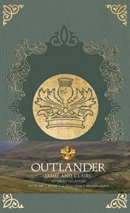OUTLANDER NOTEBOOK COLLECTION (JAMIE & CLAIRE)