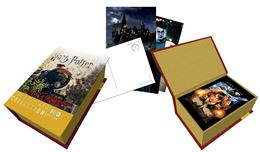 HARRY POTTER THE POSTCARD COLLECTION