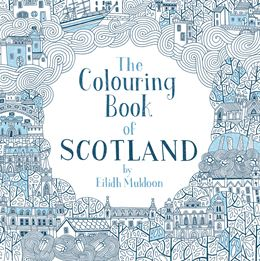 COLOURING BOOK OF SCOTLAND (BIRLINN)