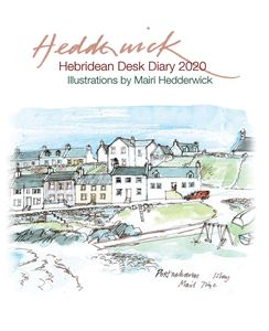 HEBRIDEAN DESK DIARY 2020