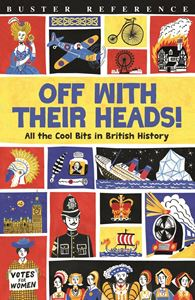 OFF WITH THEIR HEADS (PB) (NEW)