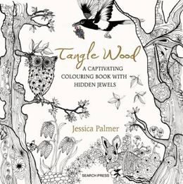 TANGLE WOOD (COLOURING BOOK)