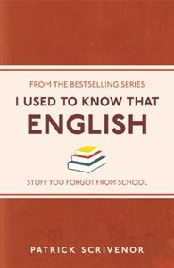I USED TO KNOW THAT: ENGLISH (PB)