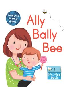 ALLY BALLY BEE (LIFT THE FLAP BOARD)