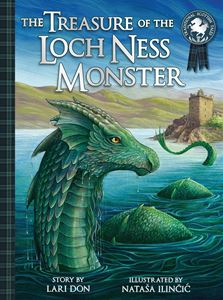 TREASURE OF THE LOCH NESS MONSTER (PICTURE KELPIES)