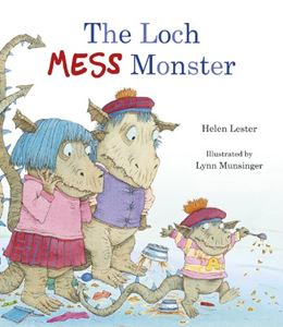 LOCH MESS MONSTER