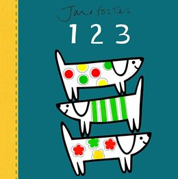 JANE FOSTERS 123 (BOARD)