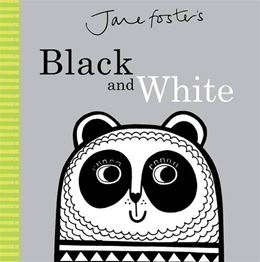 JANE FOSTERS BLACK AND WHITE (BOARD)