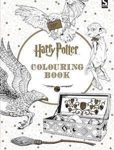 HARRY POTTER COLOURING BOOK (STUDIO PRESS)
