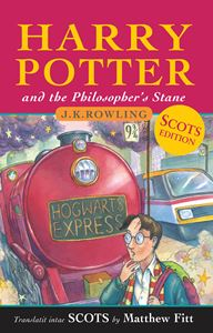HARRY POTTER AND THE PHILOSOPHERS STANE (SCOTS)