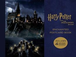 HARRY POTTER AND THE PHILOSOPHERS STONE ENCHANTED POSTCARDS
