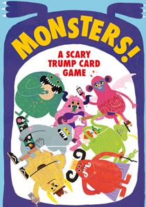 MONSTERS: A SCARY TRUMP CARD GAME
