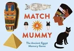 MATCH A MUMMY: THE ANCIENT EYGPT MEMORY GAME
