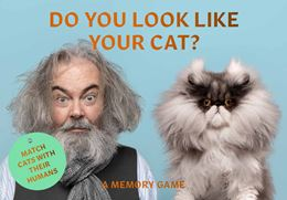 DO YOU LOOK LIKE YOUR CAT MEMORY GAME