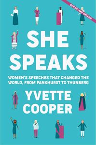 SHE SPEAKS: WOMENS SPEECHES THAT CHANGED THE WORLD (PB)