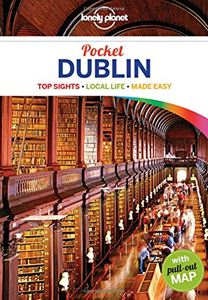 POCKET DUBLIN (LONELY PLANET 4)