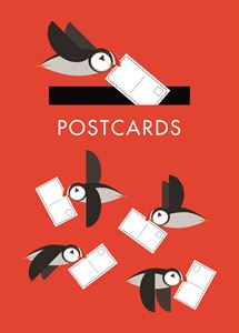 I LIKE BIRDS: A PUFFINRY OF POSTCARDS