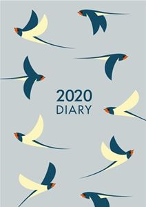 I LIKE BIRDS 2020 DIARY (FLIGHT OF SWALLOWS A6)