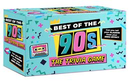 BEST OF THE 90S: THE TRIVIA GAME
