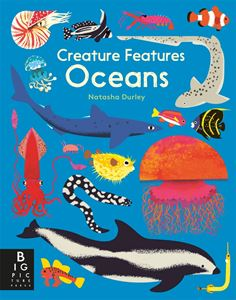 CREATURES FEATURES OCEANS (BOARD)