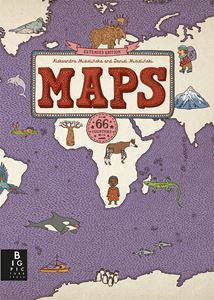 MAPS (PURPLE EXTENDED EDITION)