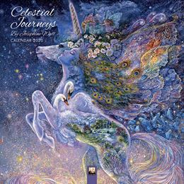CELESTIAL JOURNEYS BY JOSEPHINE WALL 2020 CALENDAR