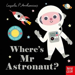 WHERES MR ASTRONAUT (FELT FLAPS)