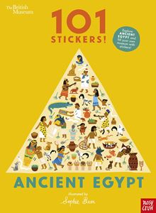 101 STICKERS ANCIENT EGYPT