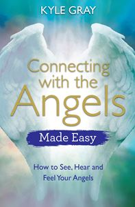 CONNECTING WITH THE ANGELS MADE EASY (HAY HOUSE)