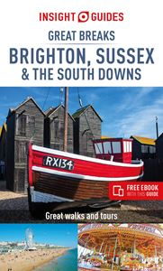 GREAT BREAKS BRIGHTON SUSSEX AND THE SOUTH DOWNS (NEW)