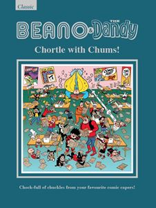 BEANO AND DANDY GIFTBOOK 2020 (CHORTLE WITH CHUMS)