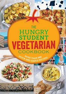 HUNGRY STUDENT VEGETARIAN COOKBOOK (SPRUCE)