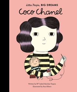 LITTLE PEOPLE BIG DREAMS: COCO CHANEL