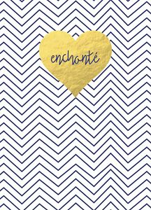 FRENCH STATIONERY ENCHANTE NOTEBOOK (A5)