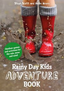 RAINY DAY KIDS ADVENTURE BOOK