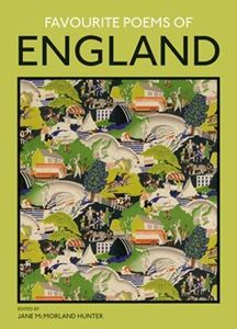 FAVOURITE POEMS OF ENGLAND (PB)