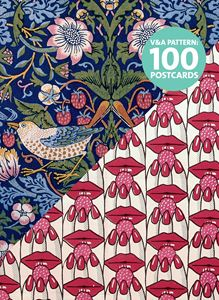 V&A PATTERN: 100 POSTCARDS (BOX)