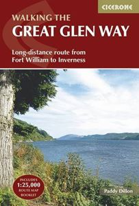 WALKING THE GREAT GLEN WAY (CICERONE 2ND ED)