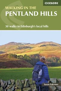 WALKING IN THE PENTLAND HILLS (2ND ED)