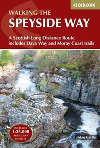 WALKING THE SPEYSIDE WAY (CICERONE 2ND ED)