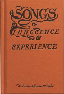 SONGS OF INNOCENCE AND EXPERIENCE (TATE)