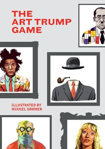ART GAME (TRUMP CARDS)