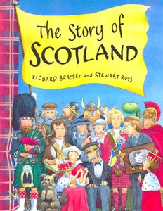 STORY OF SCOTLAND (ORION KIDS) (PB)