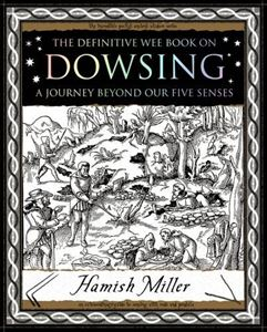 DEFINITIVE WEE BOOK ON DOWSING (WOODEN BOOKS)