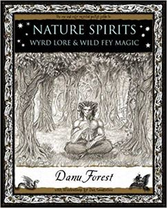 NATURE SPIRITS (WOODEN BOOKS)