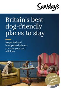 BRITAINS BEST DOG FRIENDLY PLACES TO STAY (SAWDAYS 1)
