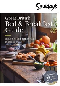 GREAT BRITISH BED AND BREAKFAST GUIDE (SAWDAYS 1)