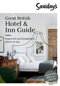 GREAT BRITISH HOTEL AND INN GUIDE (SAWDAYS 1)
