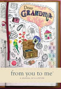 DEAR GRANDMA FROM YOU TO ME JOURNAL
